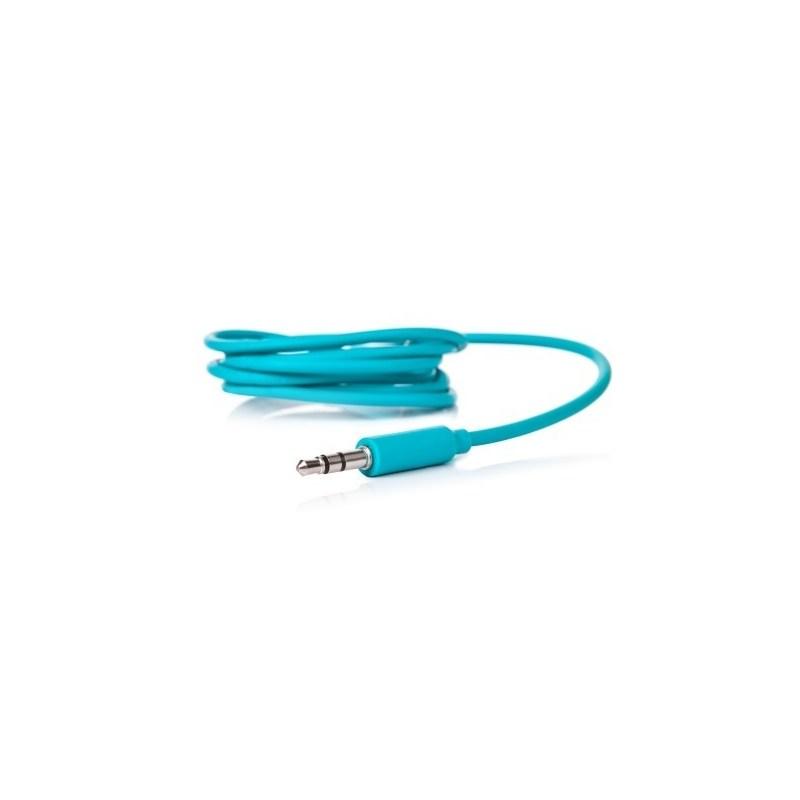 Audio kabel tyrkysový - Blaze B-1 by LAMAX Beat