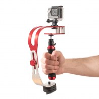 Stabilizator SteadyCam S03 do DSLR/LAMAX Action X/Iphone