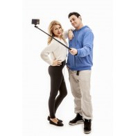 Monopod selfie PRO 112 cm czarny