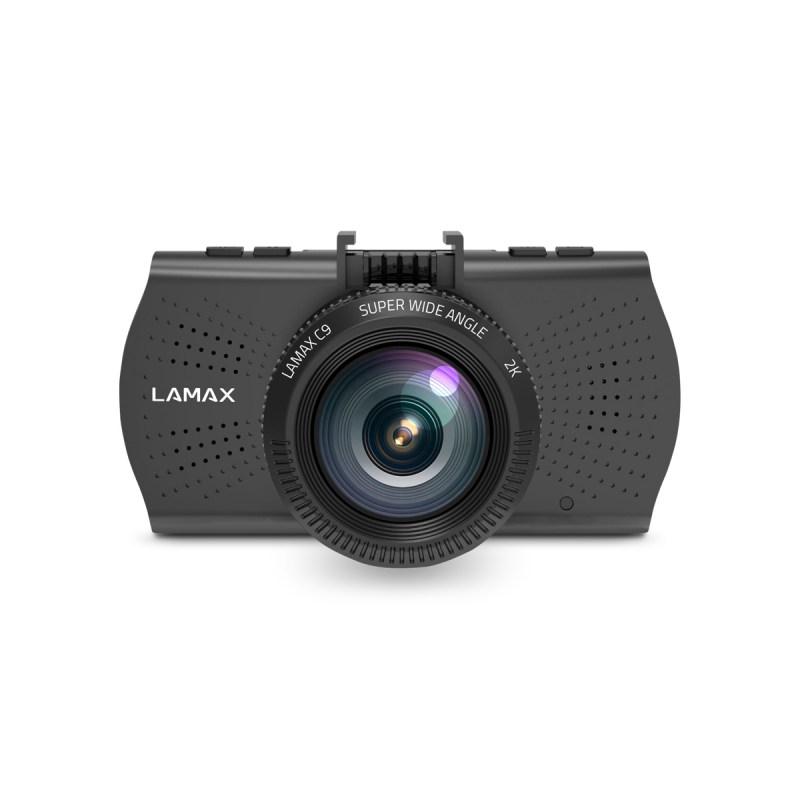 LAMAX C9 GPS (z ostrzeżeniem o fotoradarach)