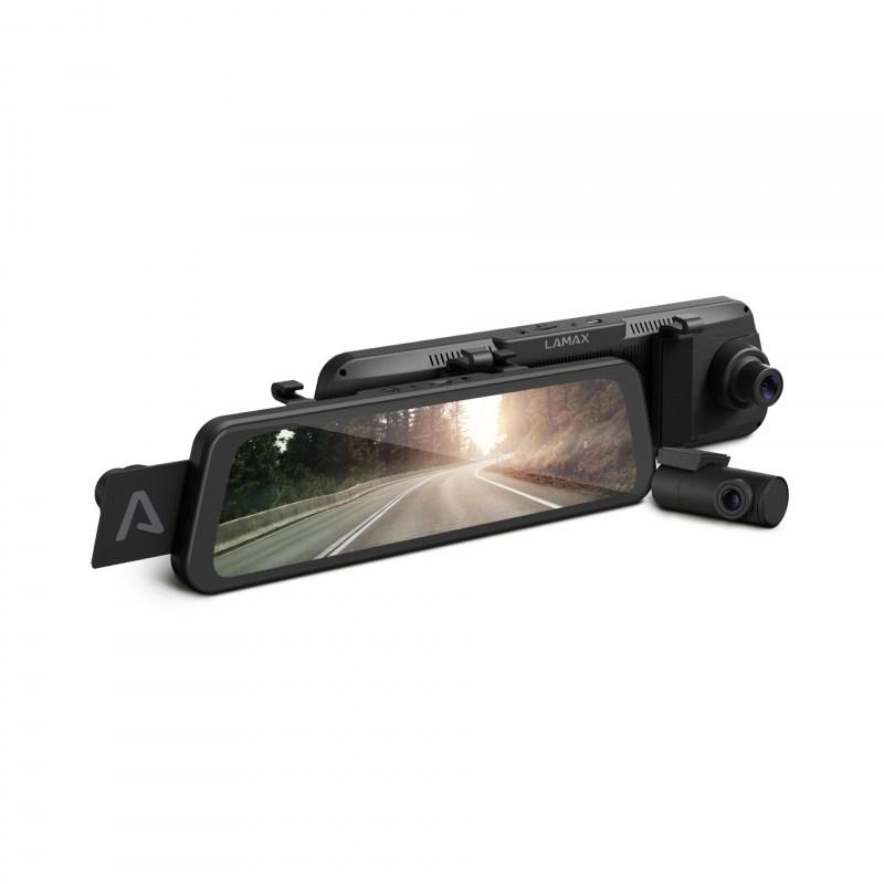 LAMAX S9 Dual (z ostrzeżeniem o fotoradarach)