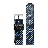 LAMAX BCool strap black stripes