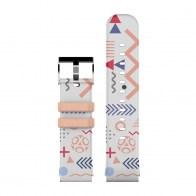 LAMAX BCool strap pink pictograms